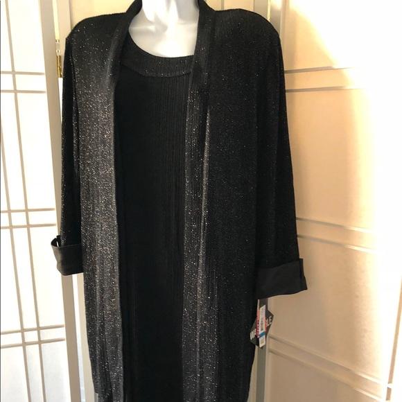 R & M Richards Dresses & Skirts - 2 piece R&M Richards evening jacket/dress size 16